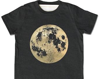 Moon Shirt, Full Moon t-shirt, Moon Gift, Pearl Moon Shirt, space clothes, celestial gift, science clothing, lunar moon gift