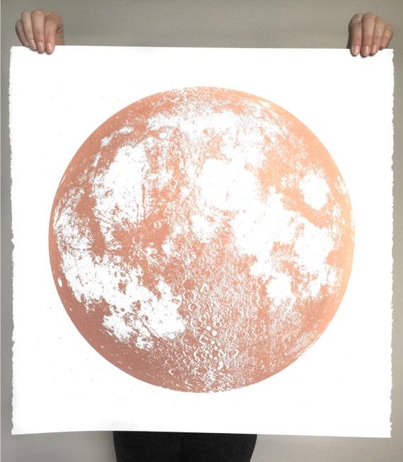 "Kid Cudi Man on the Moon Art Poster HD Print Wall Decor 22x22/"""
