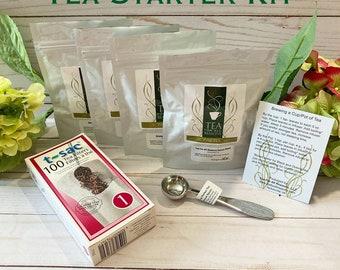 Loose Leaf Tea - Tea Starter Kit