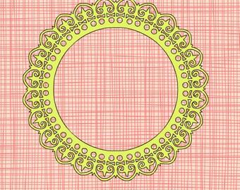 SVG Fancy Circle