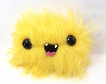 Cute Monster - Weird Plush Small Furry Stuffed Toy