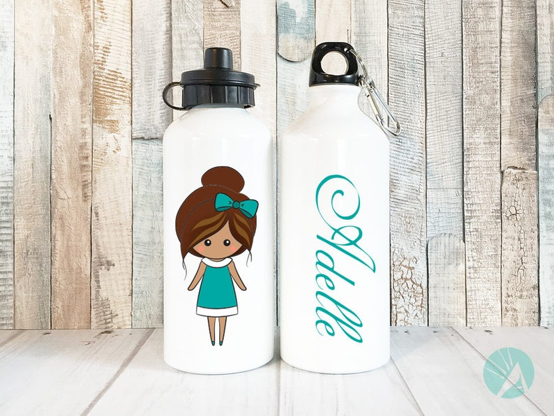Kids Personalized Water Bottle Personalized Gift for Kid image 0