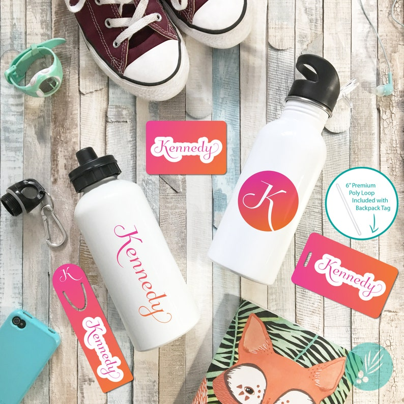 Back to School Gift for Students Locker Decorations Name image 0