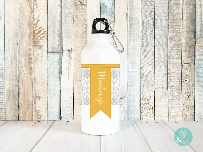 Personalized Water Bottle for Girls Water Bottle image 0