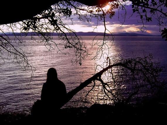 Pensive Pacific