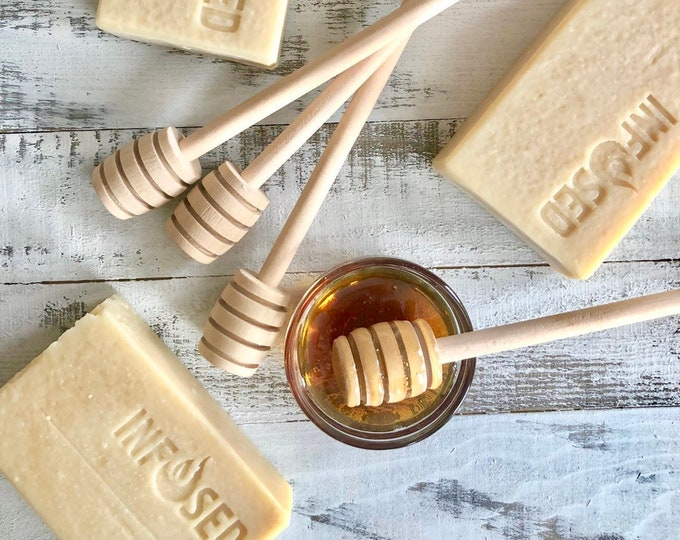 Oatmeal Milk and Honey Natural Coconut Milk Infused Soap Bar