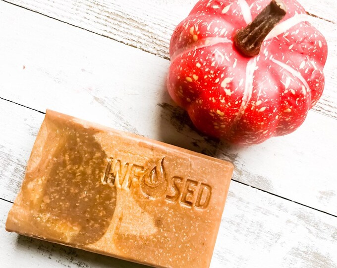 Featured listing image: Pumpkin Spice Cold Process Soap