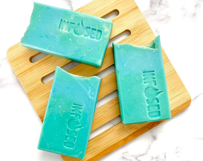 Rosemary Mint  Scented Soap Bar