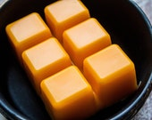 Pumpkin Fluff Scented Wax Melts, Hand poured, Candle melts, Wax tart, Room Fragrance, Clam shell Melts, Wax warmer, Para Soy Wax