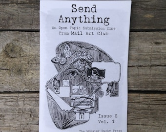 Send Anything Issue 2 Vol. 1