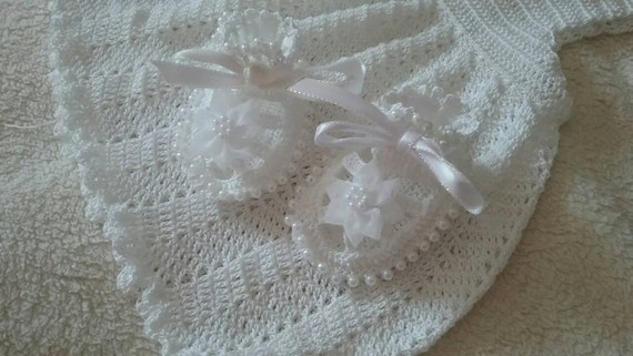 Pattern Crochet Dress Christening Gown Pdf Downloads Usa Etsy