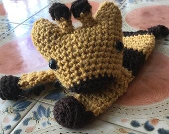 Baby Giraffe Rag Doll/Lovey