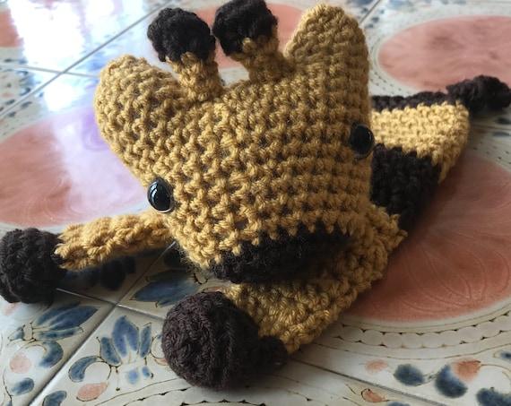 Baby Giraffe Rag Doll/Lovey—FREE Shipping
