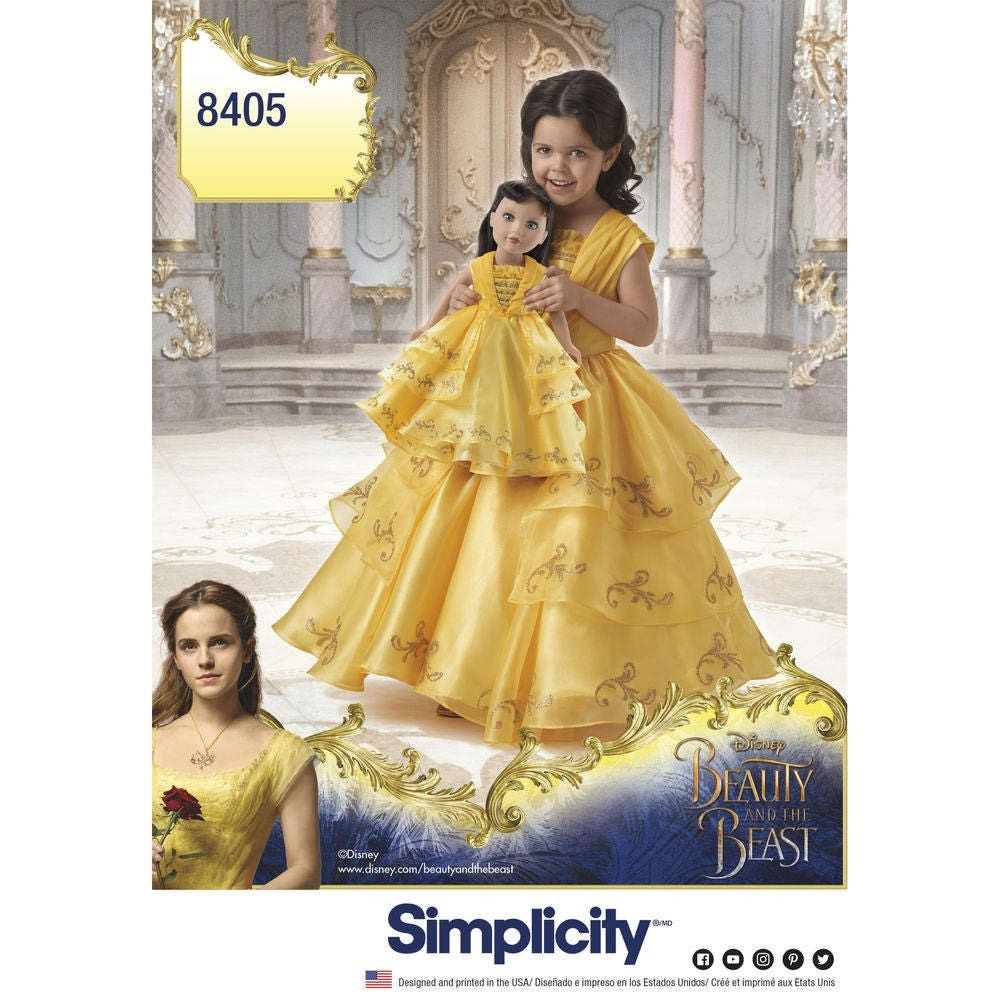 Belle Dress Pattern Awesome Ideas