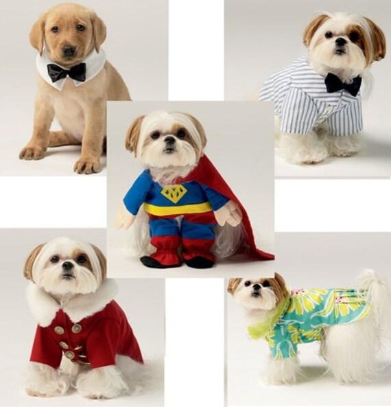 Hund Kleidung Muster / Superman Kleid Santa Hemd und | Etsy