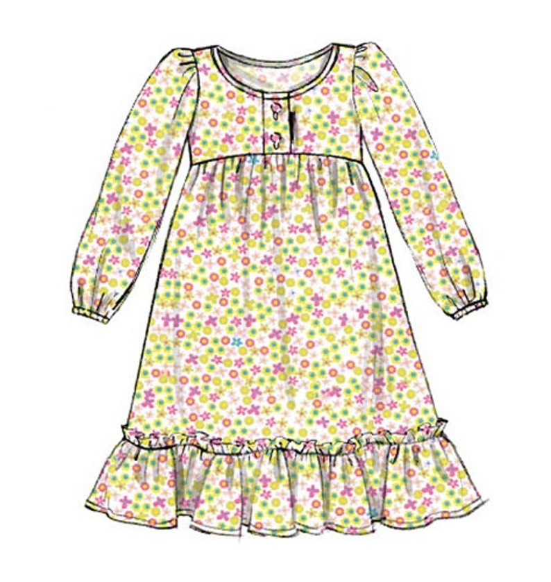 68face81b MATCHING PAJAMA PATTERN   Girl and American Girl Doll Pjs