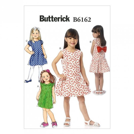 9e879741350 GIRL CLOTHES PATTERN   Make Dress Sundress   Summer Clothes