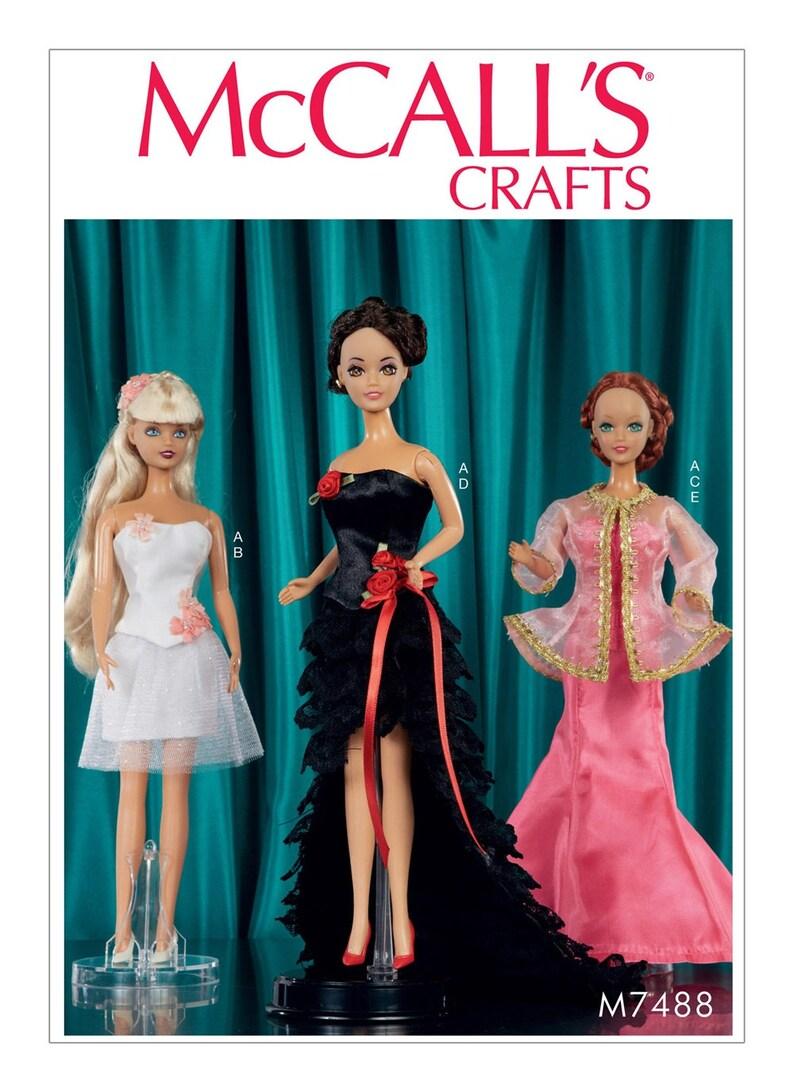 barbie outfit selber machen