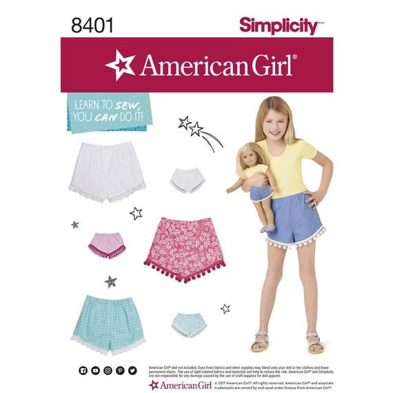 Mädchen Puppe Muster / amerikanische Mädchen-Designs für | Etsy