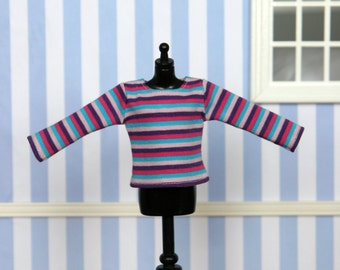 Long sleeved shirt for Blythe (no. 1422)