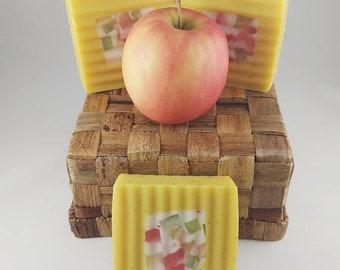 Apple Sage Goat's Milk and Honey Soap