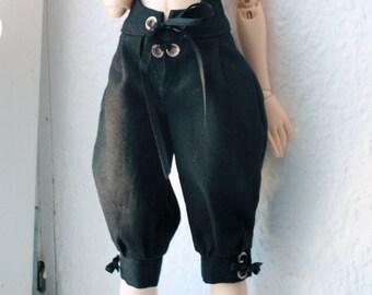 BJD Minifee Girl Pants Breeches - Color Choice - PREORDER