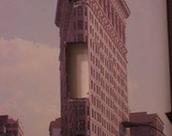 Flatiron Building Light Switch Cover