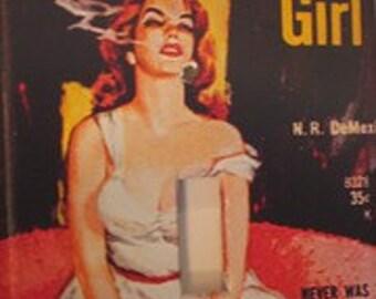 Marijuana Girl Light Switch Cover