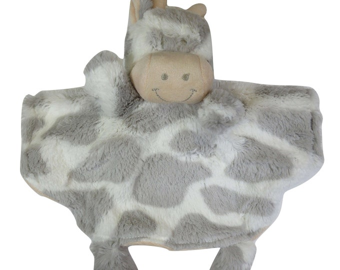 Baby Giraffe Embroidery Blank