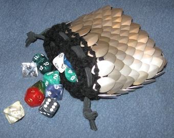 Rogue Dragonhide Dice Bag