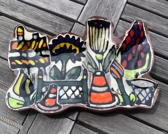 City Garden Platter
