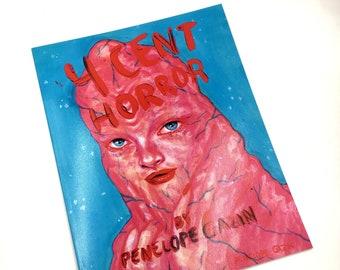 4 Cent Horror Book