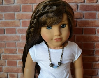 18 inch Doll Clothes -  Orbs Necklace - DOLL JEWELRY - fits American Girl - #008