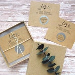 Personalized Love Coupons - First Anniversary Gift - Scratch Off Cards Set - Love Vouchers - Gift for Him - Gift for Wife - Sexy Gift Idea