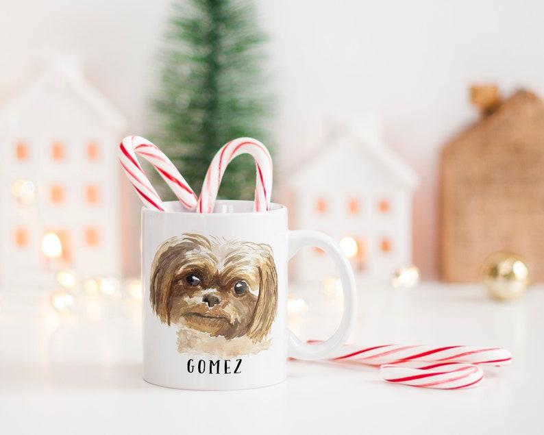 Personalized Pet Mug  Pet Lover Gift  Custom Pet Mug  image 0