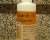 Neutral pH Adhesive 8oz- PVA Glue