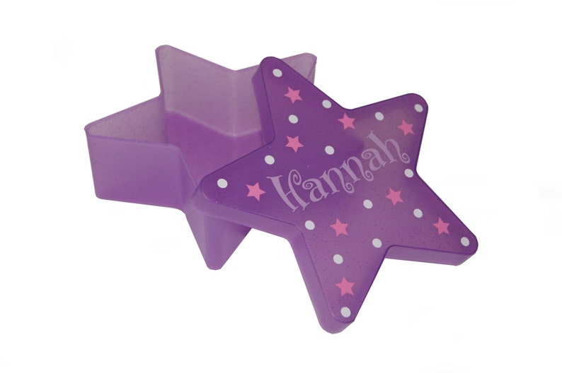 Personalized Star Box image 0