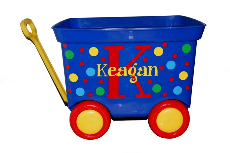 Personalized Pull Wagon  Baby Shower / First Birthday / image 0