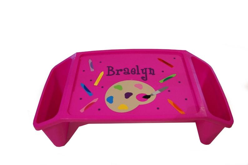Personalized Lap Tray  Art image 0