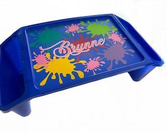 Personalized Lap Tray - Art