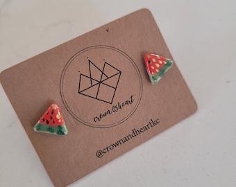 watermelon studs