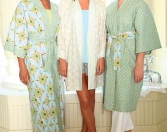 1cee0fee77 Klassic Kimono-style robe pattern short