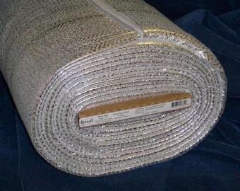 "62"" wide reflective heat resistant fabric insul fleece Bosal Poly-Therm Fleece"