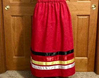Made To Order Round Dance Ribbon Skirt