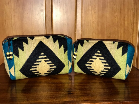 Deluxe Gift Set of 2 or 3 - Travel Set - XL Green & Black