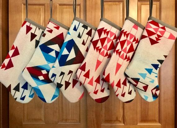 Christmas Stocking XL Scarlett Big Thunder Collection