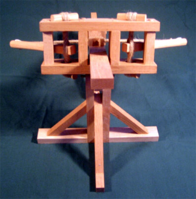 how to build a roman crossbow