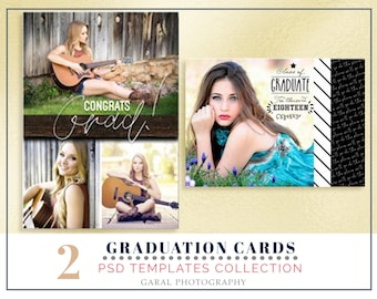 Graduation announcement template | Etsy