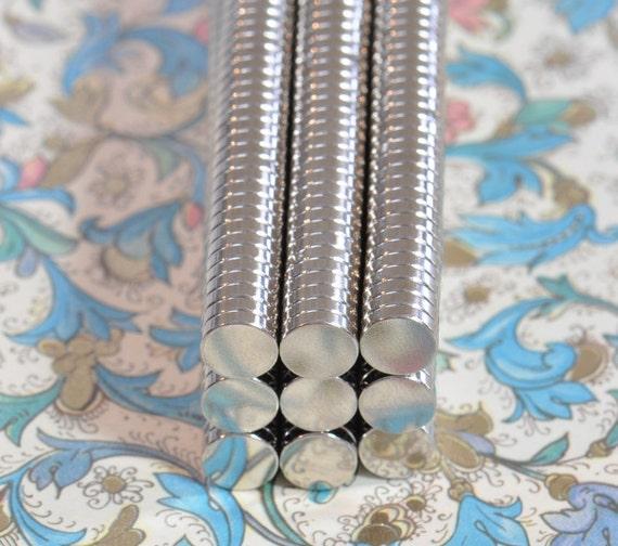 13-08-111 25 pcs 14 x 116 Neodymium Rare Earth Magnets