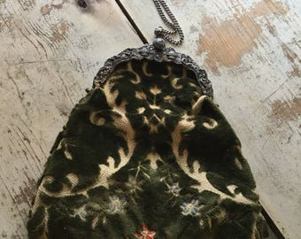 Carpetbag of America vintage evening bag
